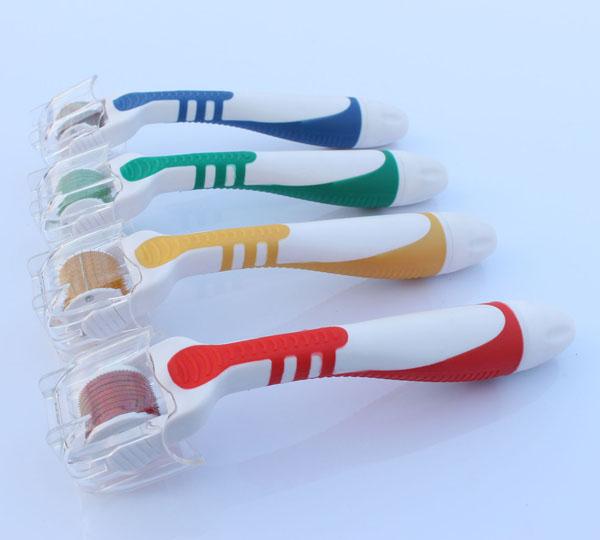 Best Derma Rollers On The Market 540 Photon LED Needle Rollers Dermal Needling