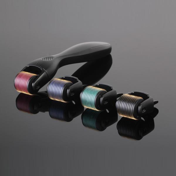 540 Dermaroller can replce the roller head
